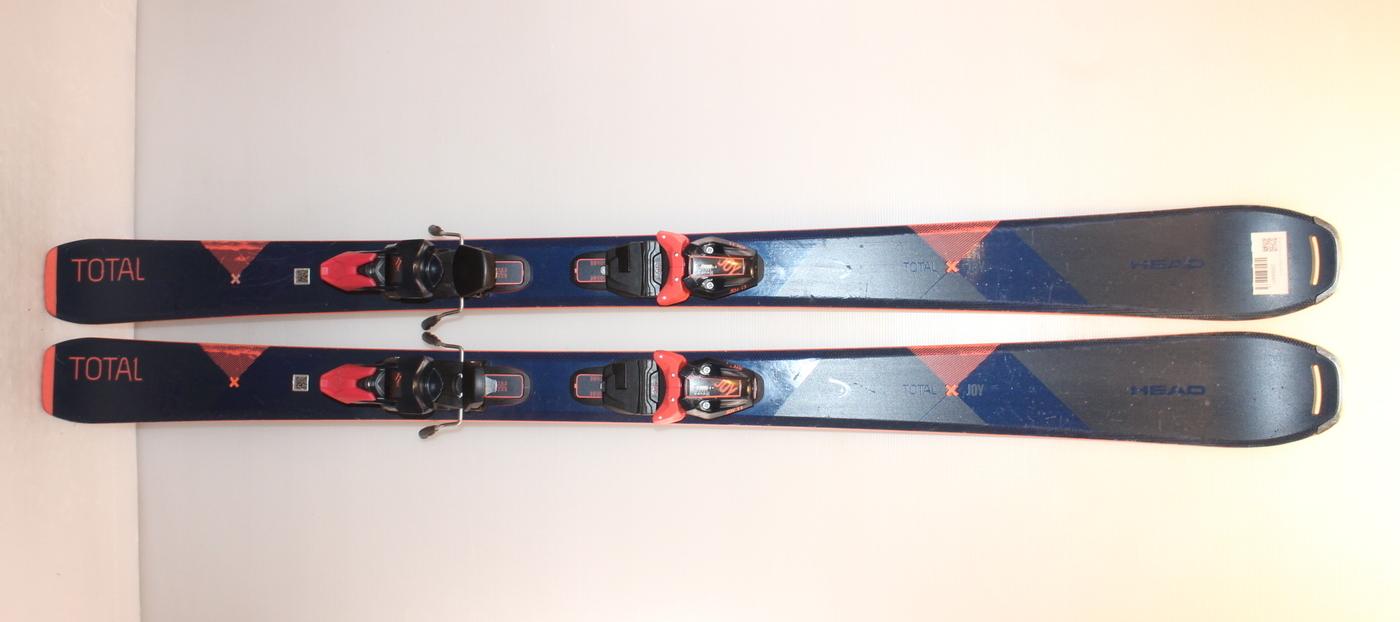 Dámské lyže HEAD TOTAL JOY 148cm rok 2020