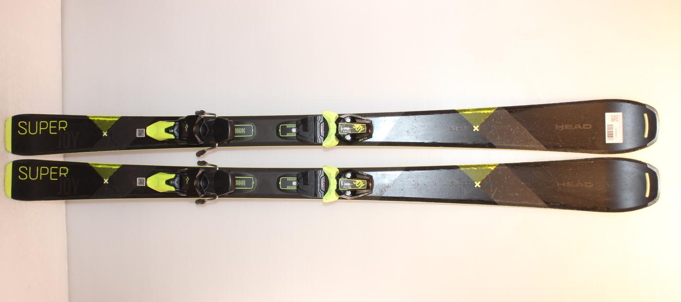 Dámské lyže HEAD SUPER JOY 153cm rok 2020