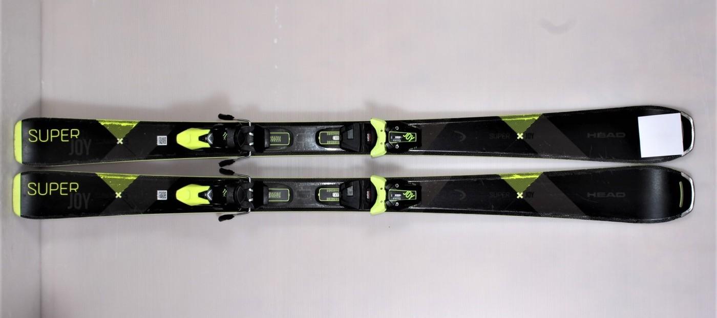 Dámské lyže HEAD SUPER JOY 148cm rok 2020