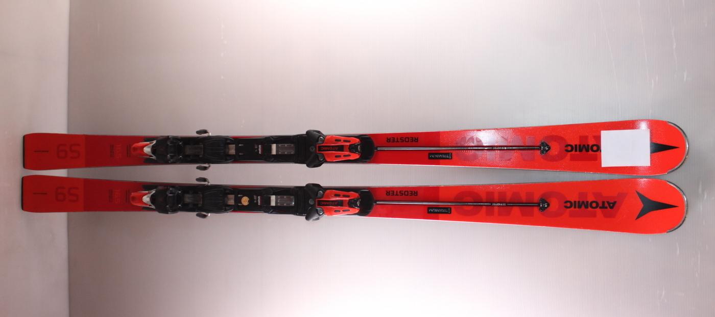 Lyže ATOMIC REDSTER S9 165cm rok 2020