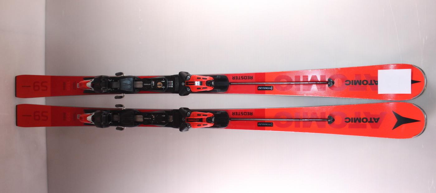Lyže ATOMIC REDSTER S9 159cm rok 2020