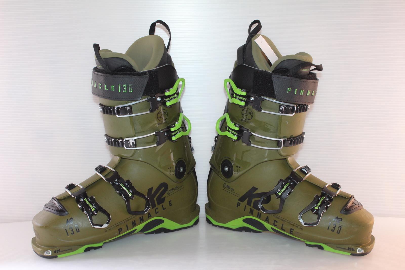 Skialpové boty K2 Pinnacle - skialp vel. EU42.5 flexe 130