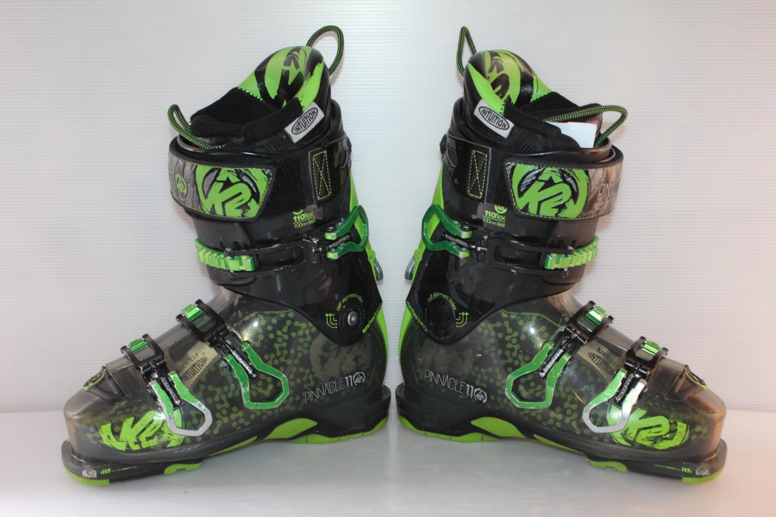 Skialpové boty K2 Pinnacle - skialp vel. EU40 flexe 110