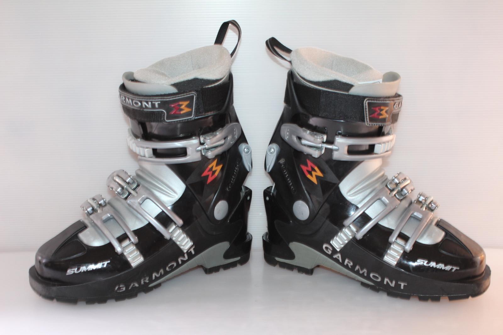 Dámské skialpové boty Garmont Summit - skialp vel. EU38