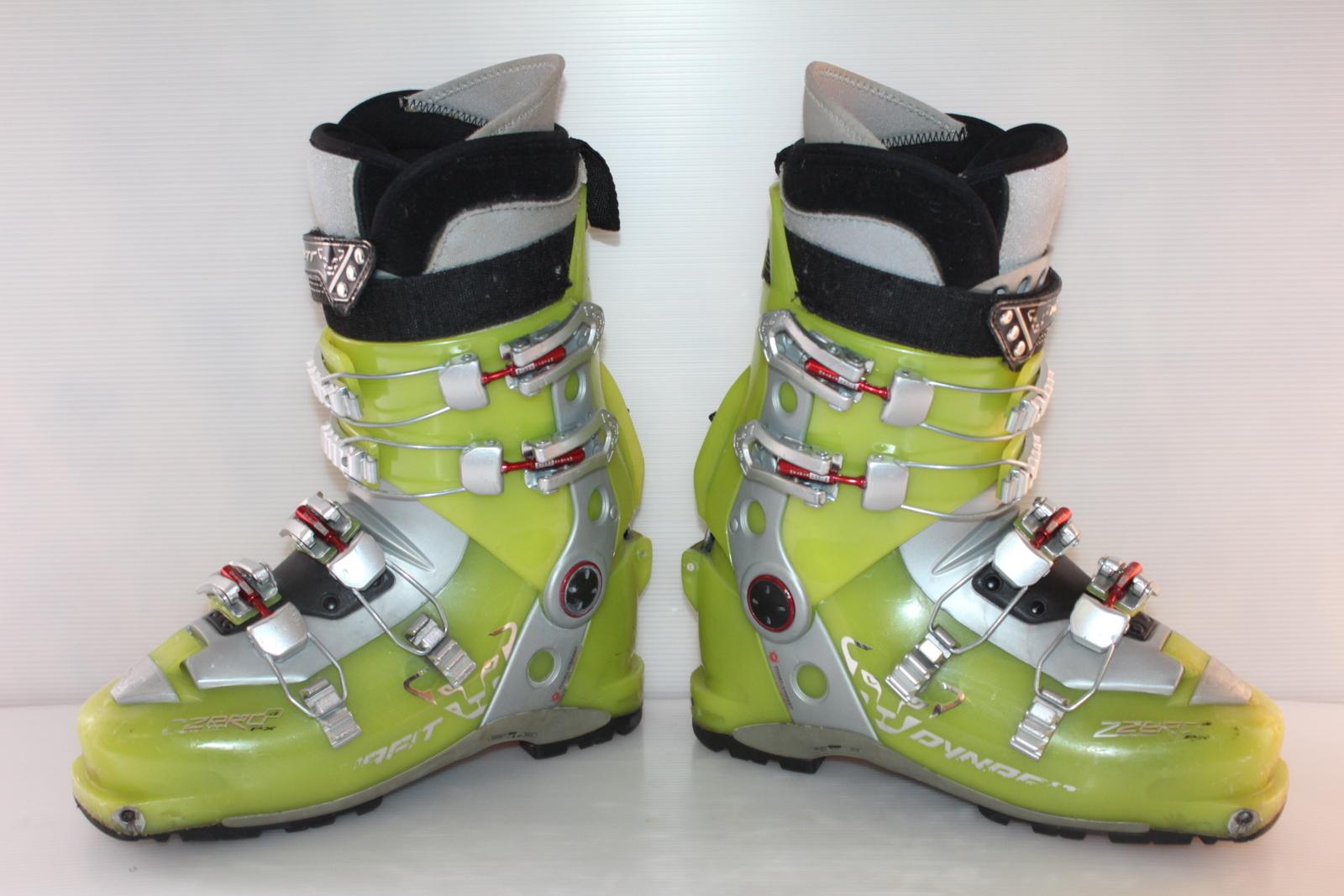 Skialpové boty Dynafit ZZERO - skialp vel. EU40