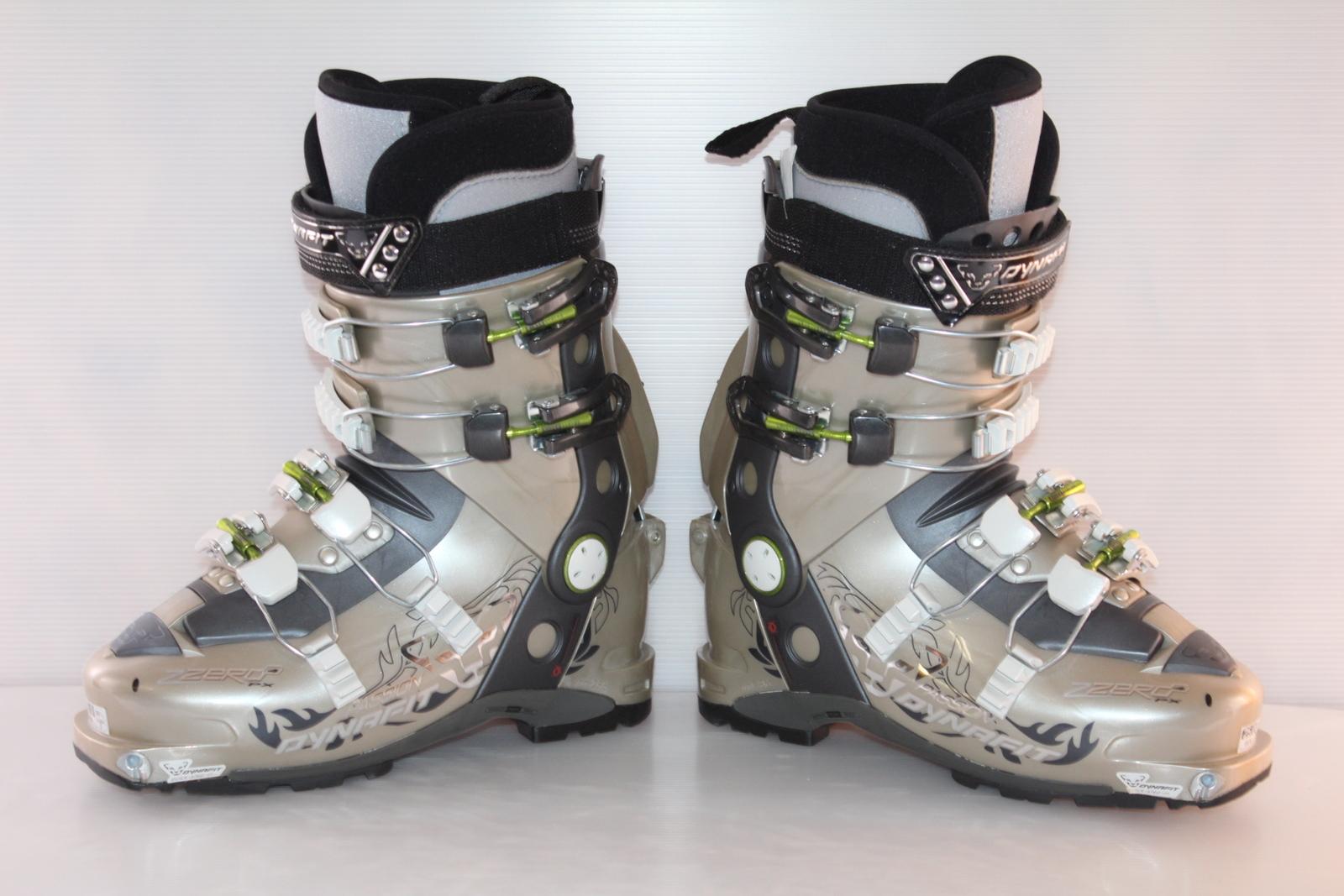 Dámské skialpové boty Dynafit ZZERO 4 - skialp vel. EU36.5