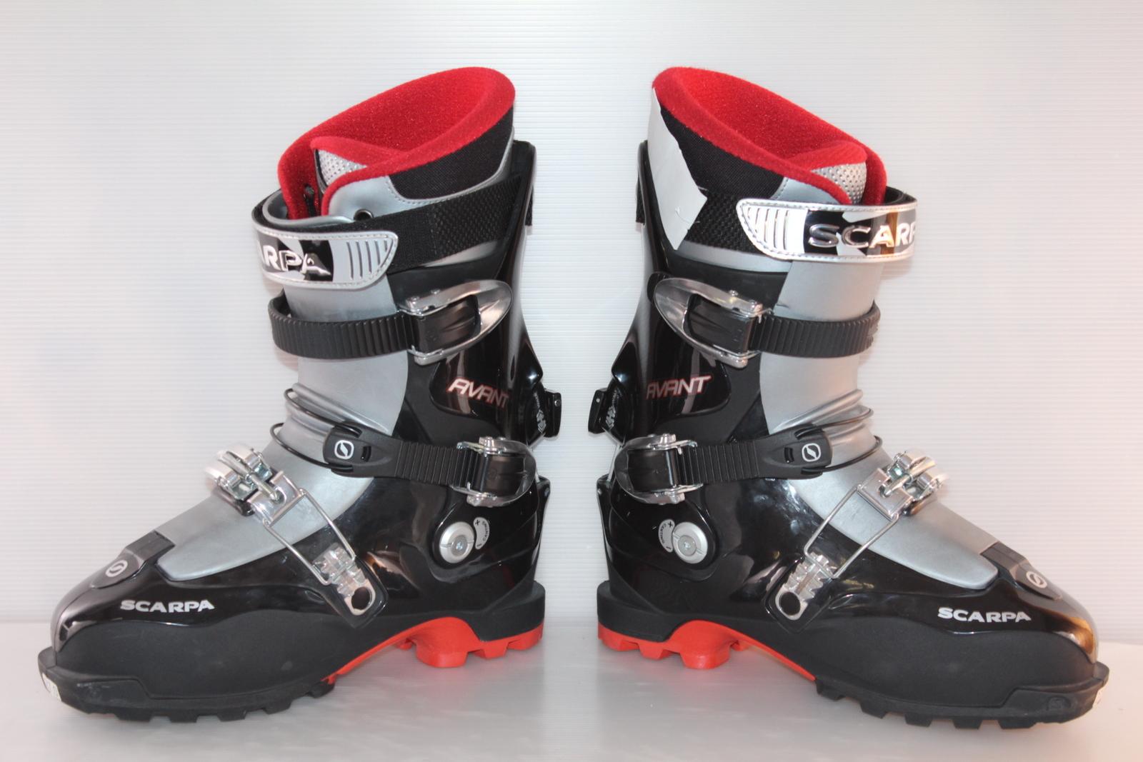 Skialpové boty Scarpa Avant - skialp vel. EU42