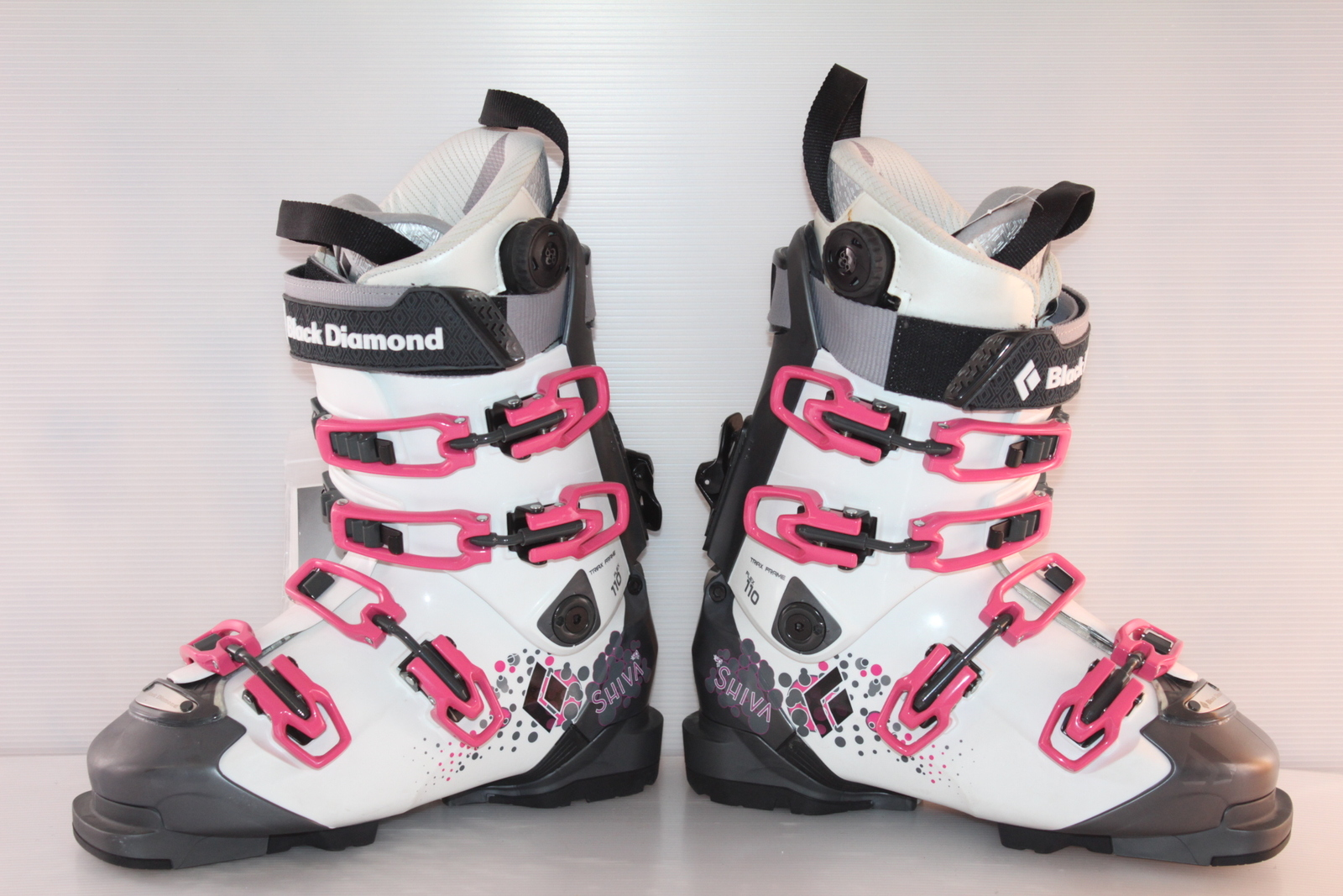 Dámské skialpové boty Black Diamond SHIVA - skialp vel. EU38.5 flexe 110