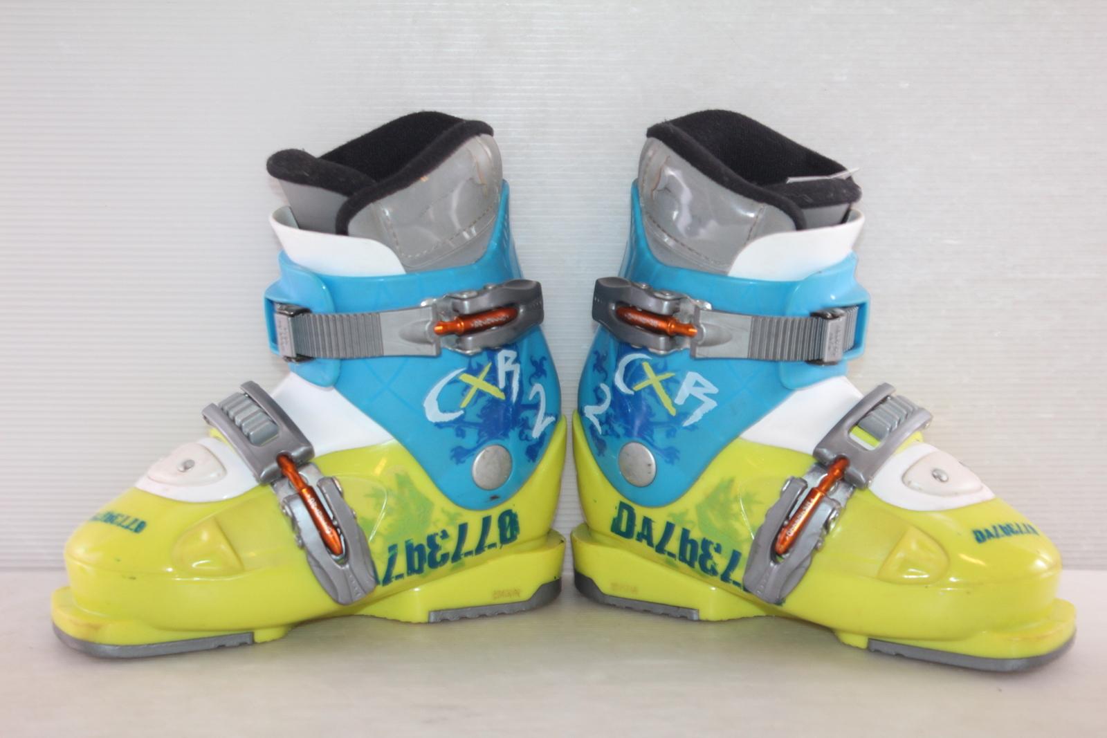 Dětské lyžáky Dalbello CXR 2 vel. EU30.5