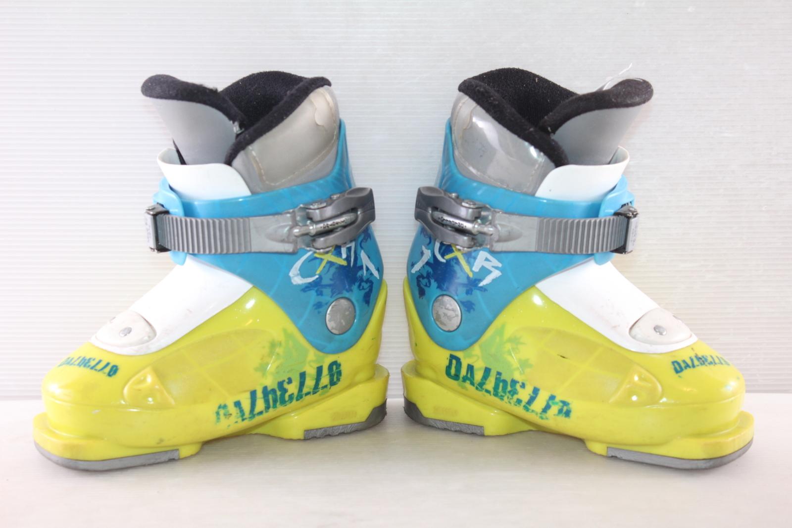 Dětské lyžáky Dalbello CXR 1 vel. EU26.5